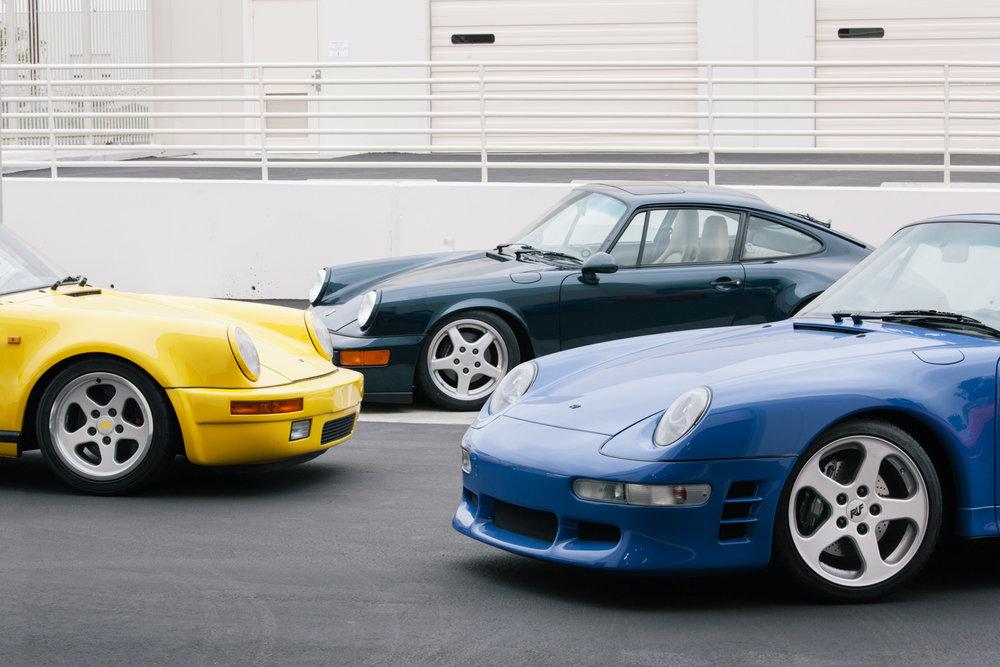 RUF Cars -