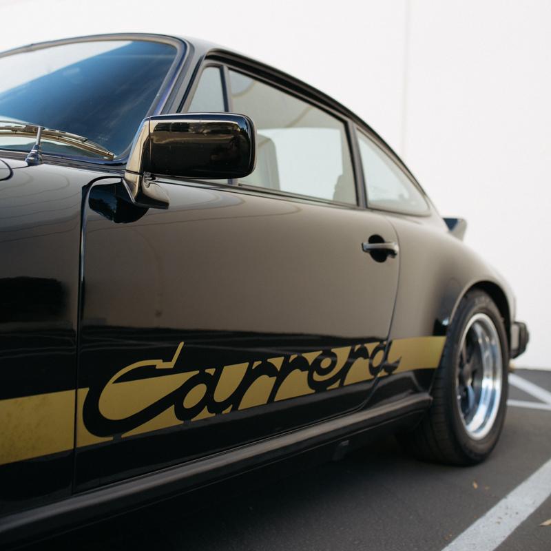 1974 Porsche Carrera 2.7