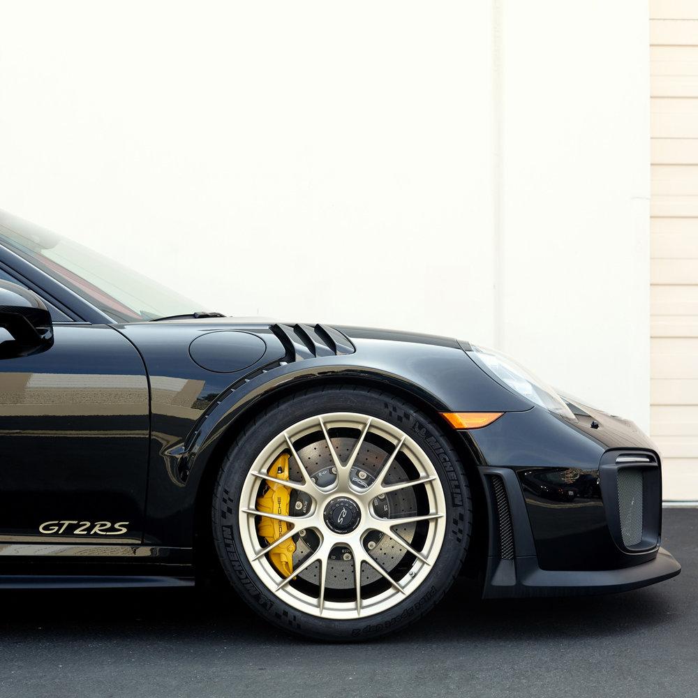 2018 Porsche 911 GT2RS