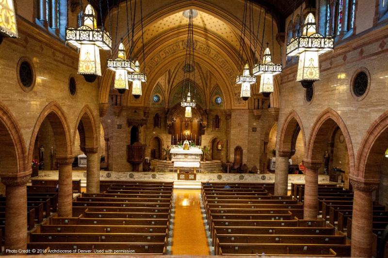 Holy Ghost Catholic Church, Denver, Colorado -