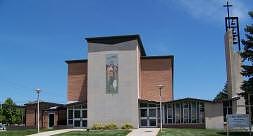 St. Luke's Catholic Church, Ogallala, Nebraska -