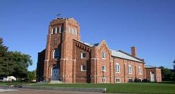 St. Patrick's Catholic Church, Sidney, Nebraska -