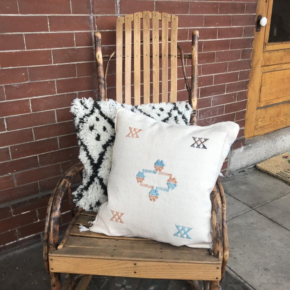 shop slo cactus silk pillows bohemian home decor