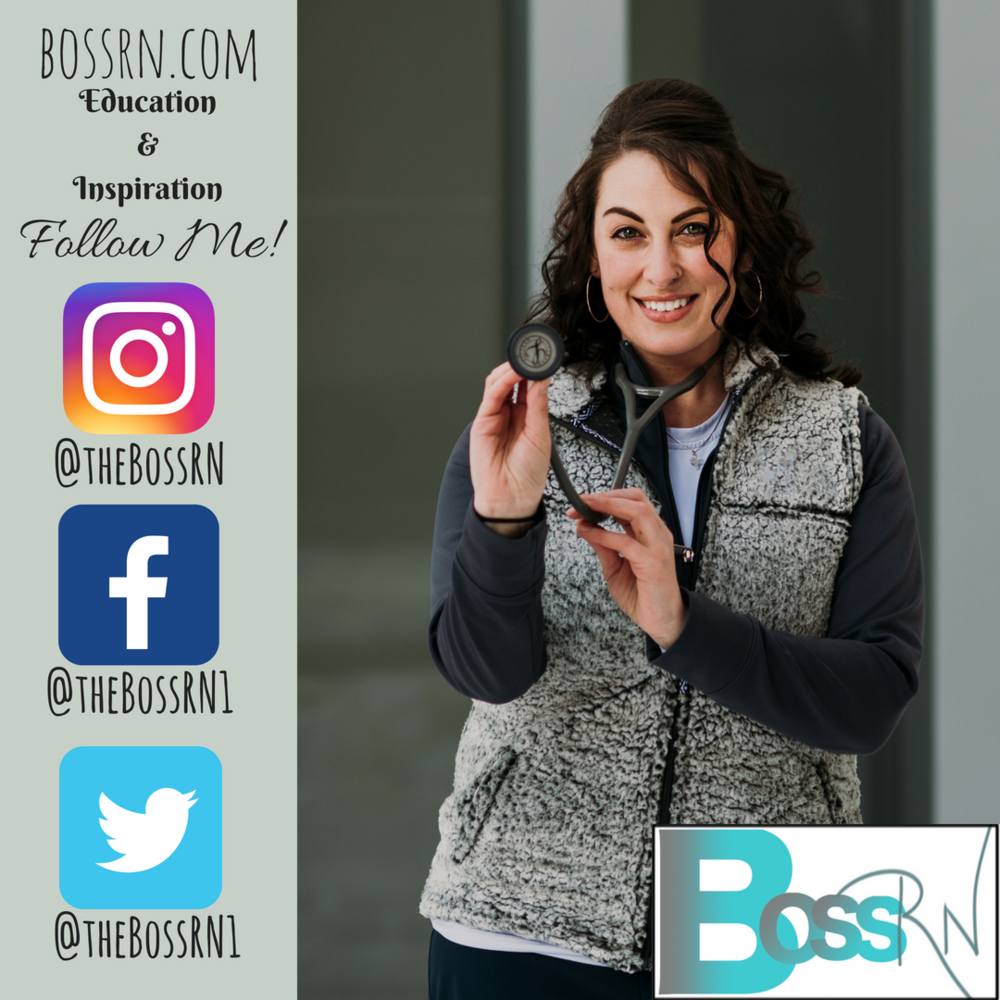 This post was written by Susan Dupont, BSN, RN, CEN. Susan DuPont of  BossRN  is a full-time bedside emergency room nurse in a level one trauma center. In her spare time, she likes to fish, hunt, and travel.