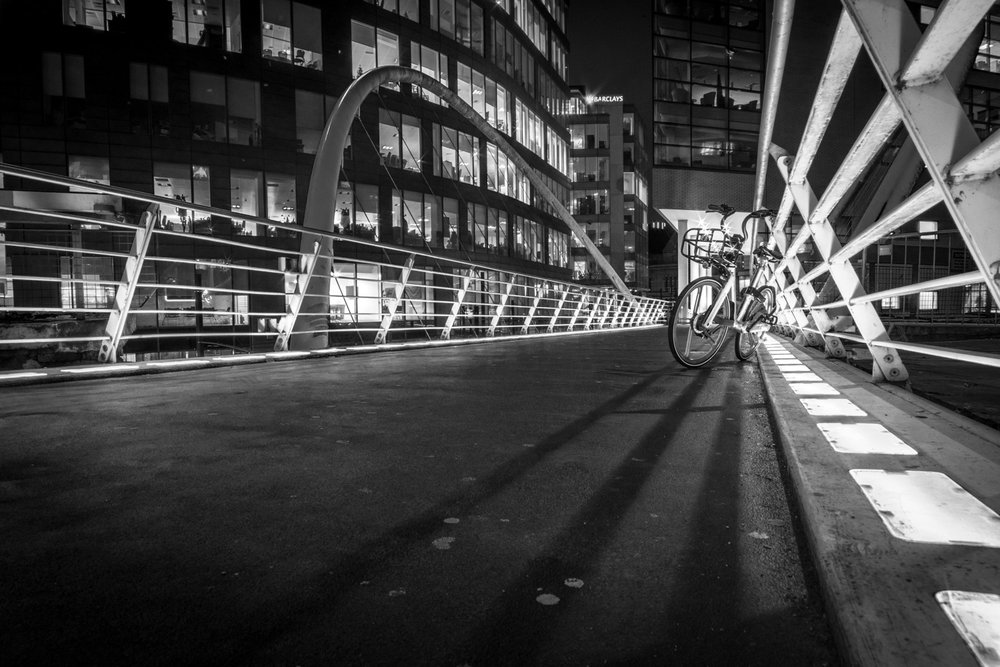 Piccadilly Bridge, Manchester