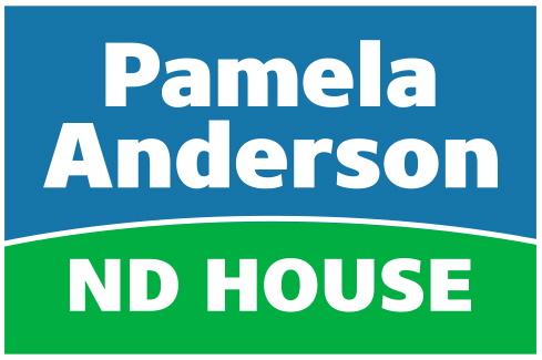 Pamela Anderson for ND House