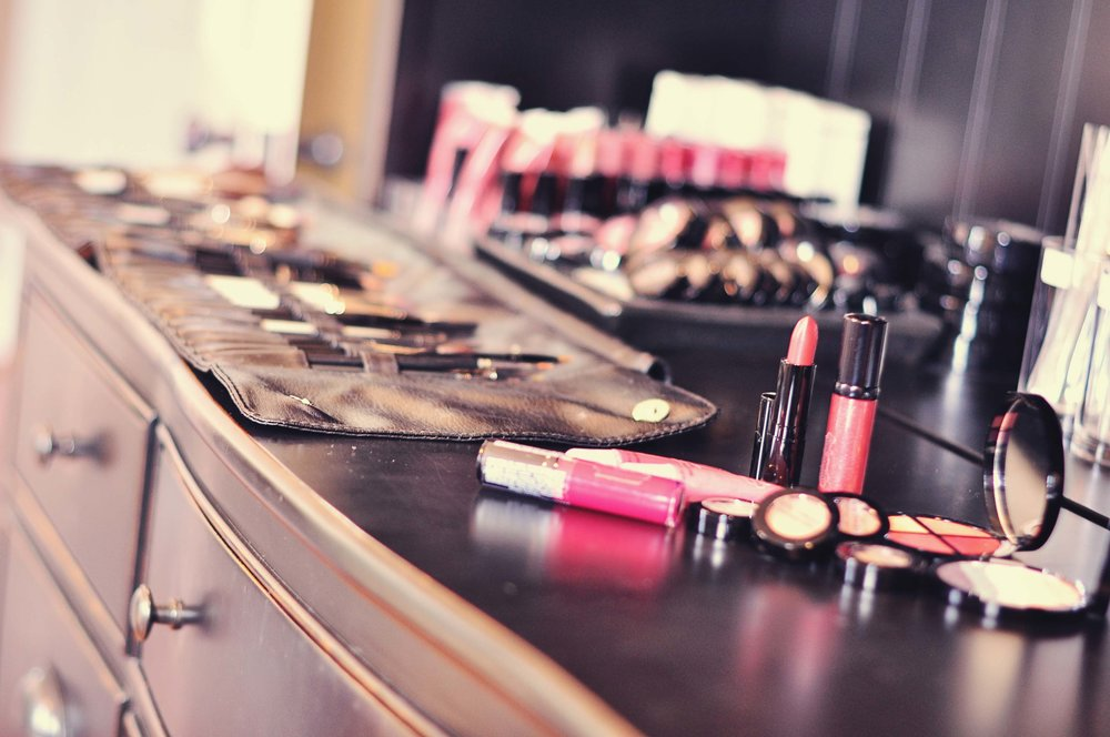 MAKE-UP - $25.00 - DO YOU HAVE A SPECIAL OCCASION COMING UP? GOING OUT FOR A ROMANTIC EVENING FOR TWO? COME IN AND LET US APPLY YOUR MAKE UP. IT'S $25 FOR COMPLETE MAKE UP. YOU CAN GET IT FREE WITH A $50 PURCHASE OF AVEDA MAKE-UP.