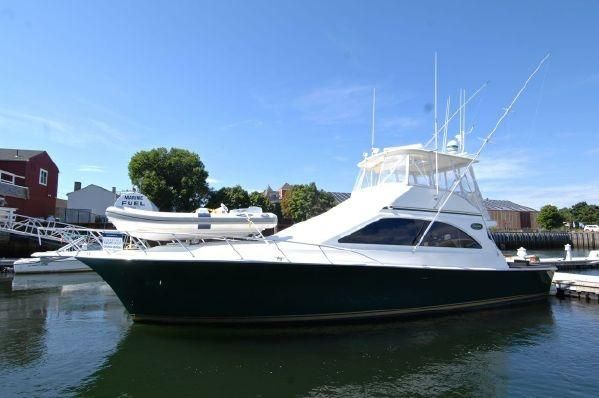 Ocean Yachts Super Sport - 2001Pirates Cove, NC$289,000