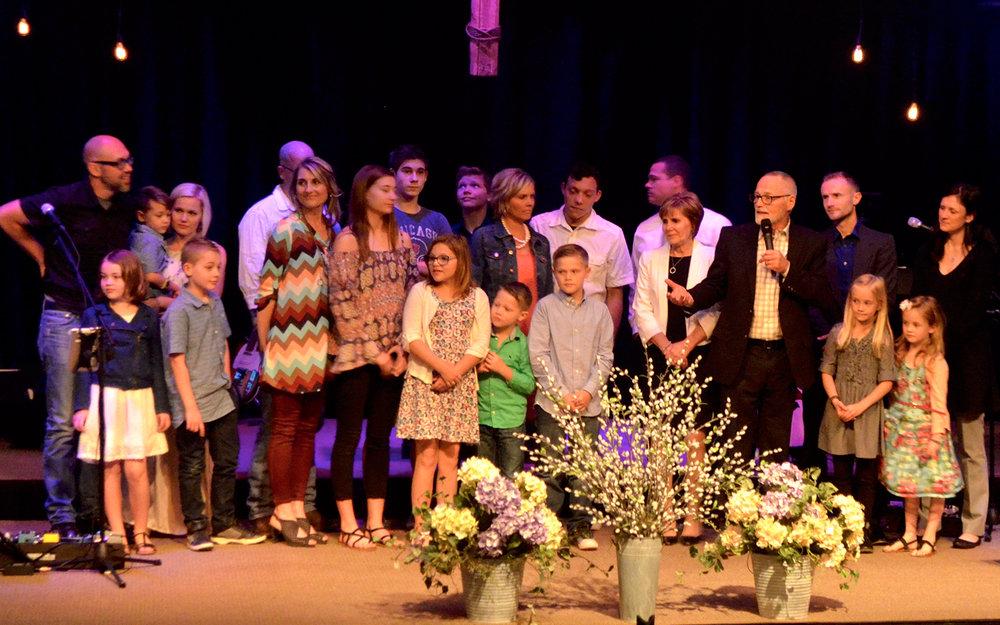 Mark Biel Family