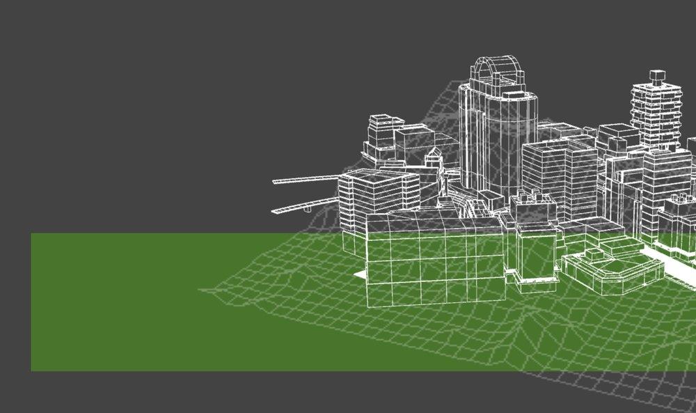 Future City - Sonic Content    Visualization Design