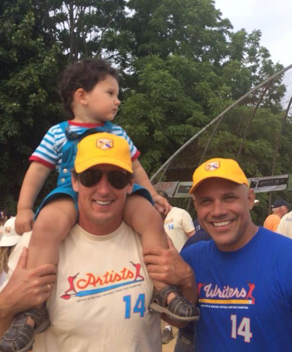 Hamptons Baseball Camp In the Community