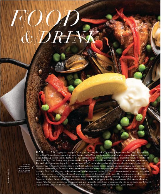 Modern Luxury Magazine 2016 -