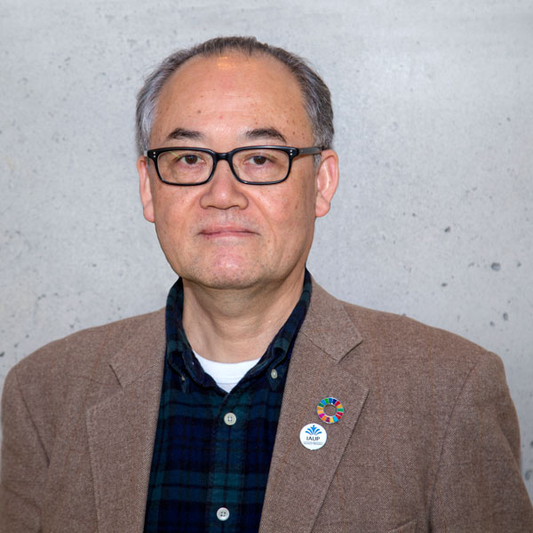 Yoshiro Tanoka, OGFA Board Member-at-Large and co-Chair of the Program Committee