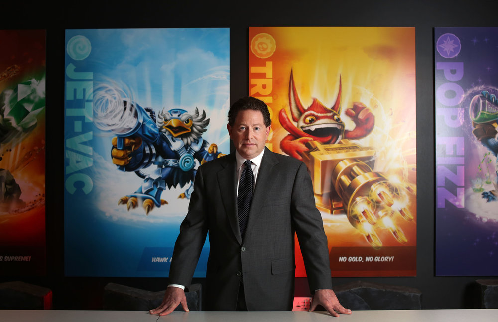 Robert A. Kotick, CEO Activision Blizzard