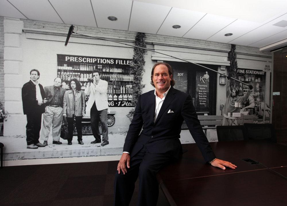 Steve Mosko, President, Sony Pictures