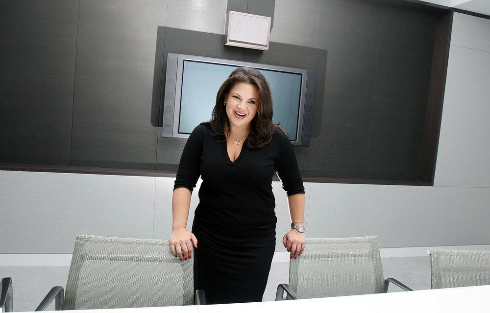 Christy Haubegger, Founder, Latina Magazine