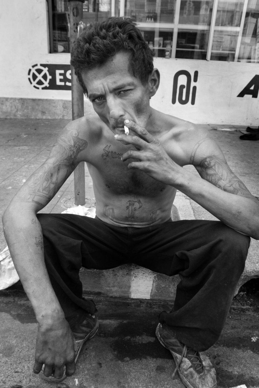 Sureño perdido en El Salvador