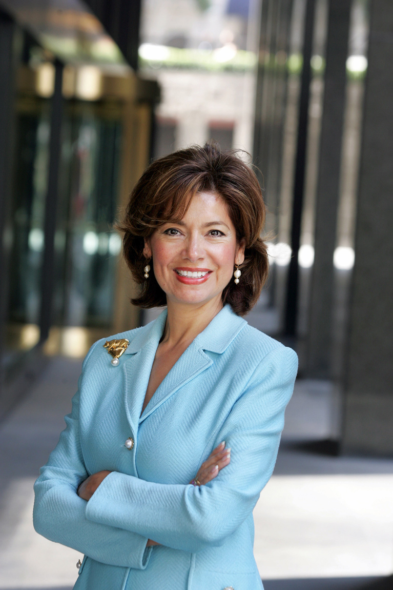 Maria Contreras-Sweet, Chairwoman and founder, ProAmérica Bank