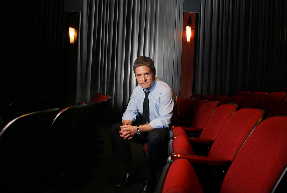 Brad Grey, CEO Paramount Pictures