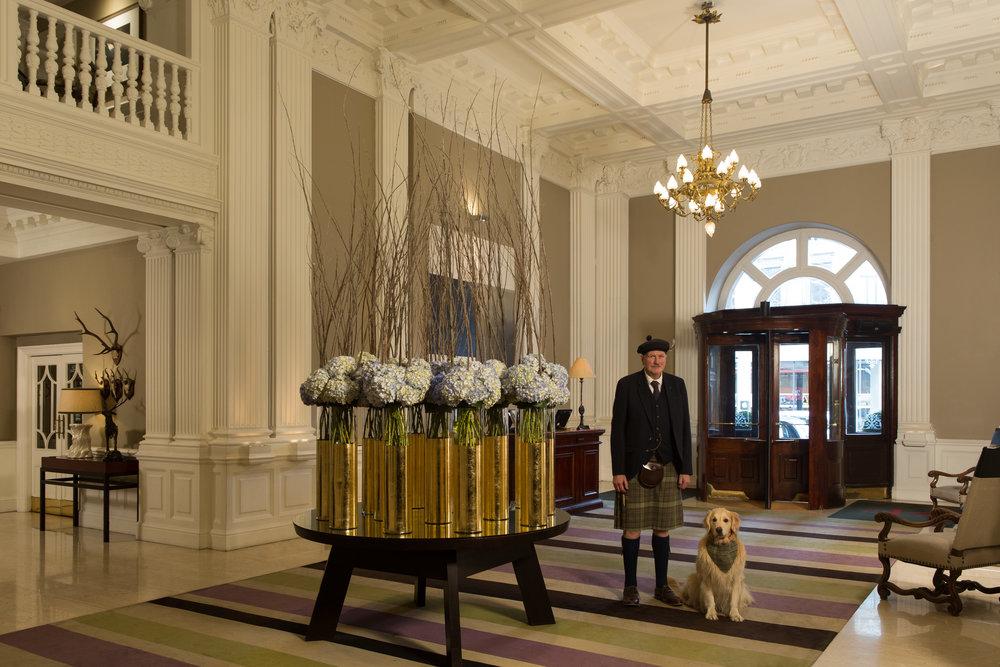 5 RFH The Balmoral - Lobby 1828 JG Sep 17 HOTEL NOT KEEN.JPG