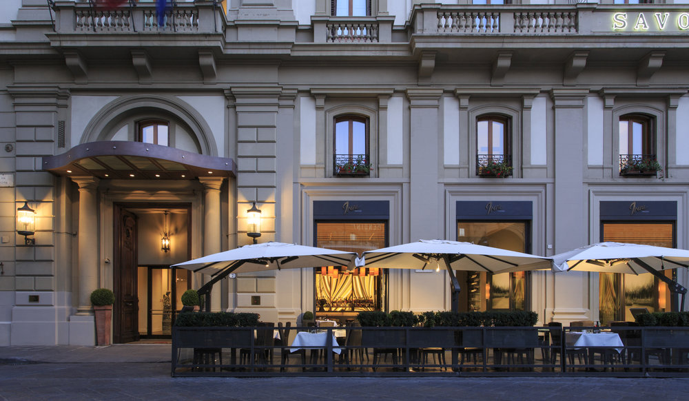 Hotel Savoy, Florence