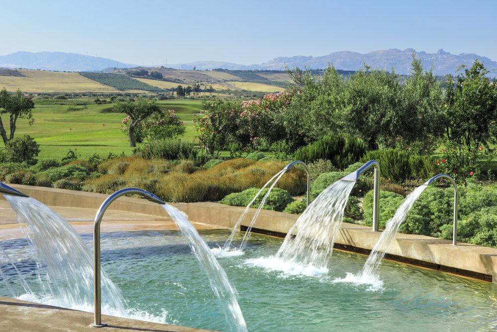 22 RFH Verdura Resort - Verdura Spa Thalassotherapy Pools 4685 Jul 17.JPG