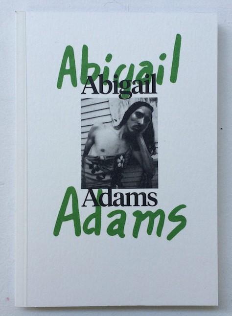 Alex Chaves   Abigail Adams $20.00