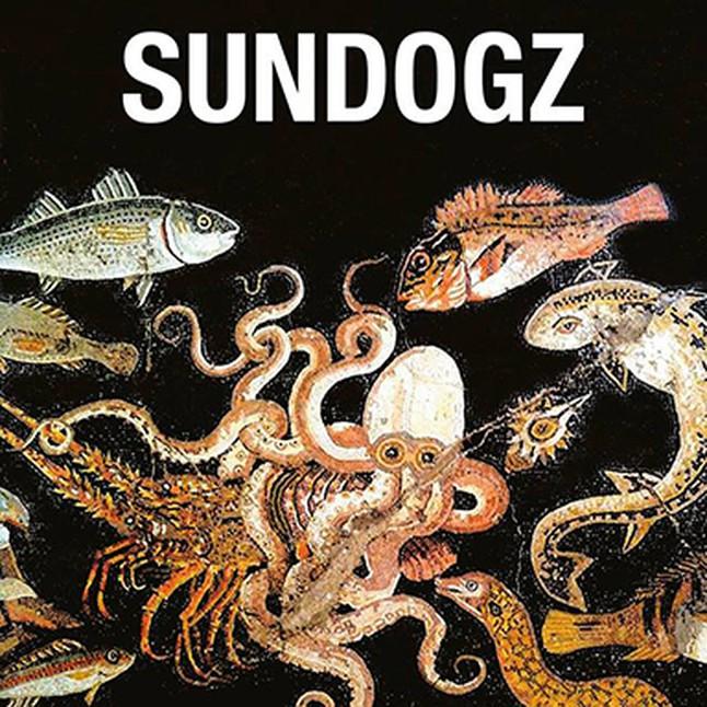 Mark Von Schlegell   Sundogz $20.00