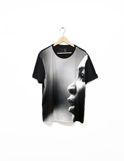JPW3   Figure Ascendant printed t-shirt  $100.00