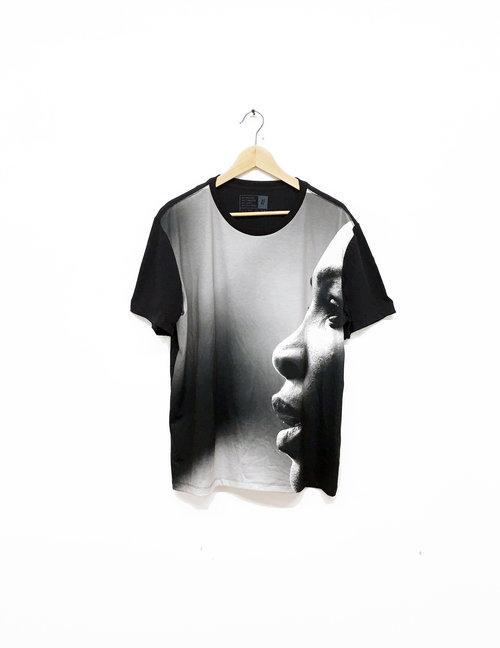 JPW3   Figure Ascendant printed t-shirt  $100.00