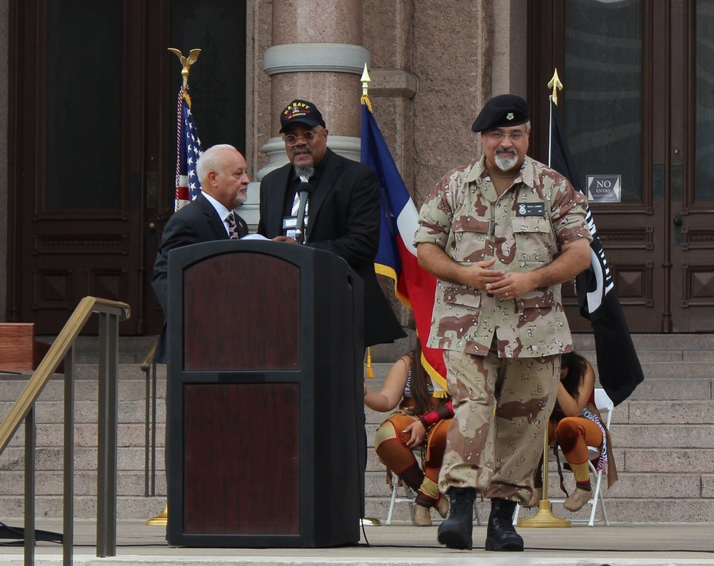 Laying A Wreath Ceremony.JPG