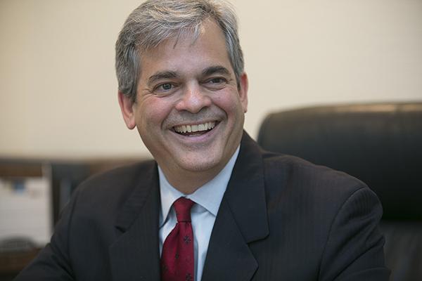 Mayor Steve Adler