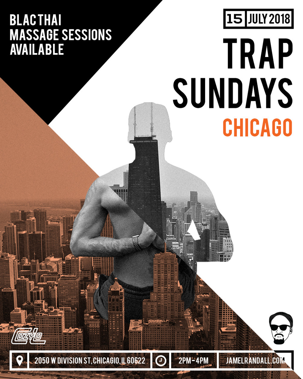 Trap Sundays Chicago Jamel Randall