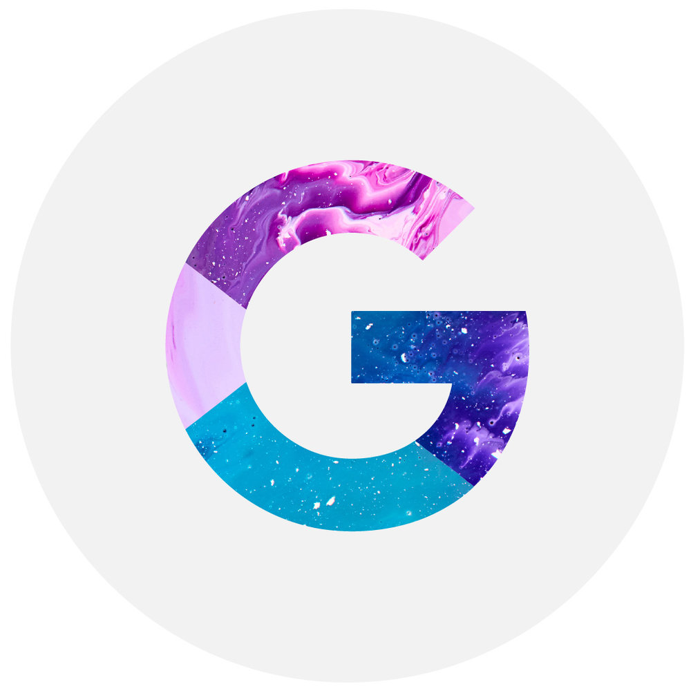 Galaxy Brows Google Review Icon