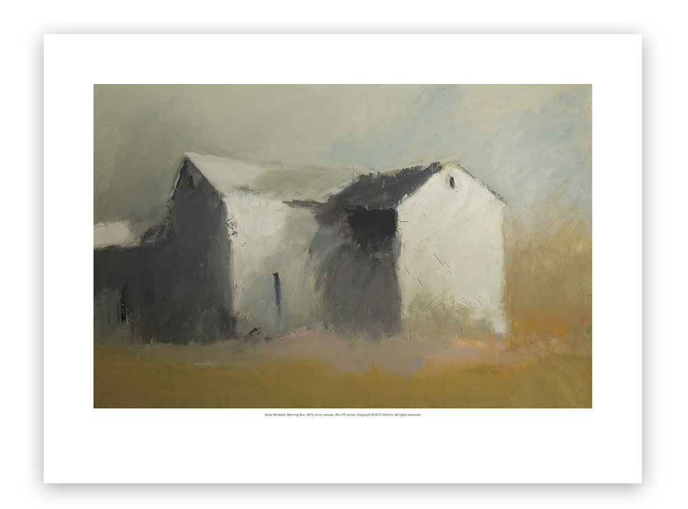 Limited Edition Print, Victor Mirabelli,  Morning Sun