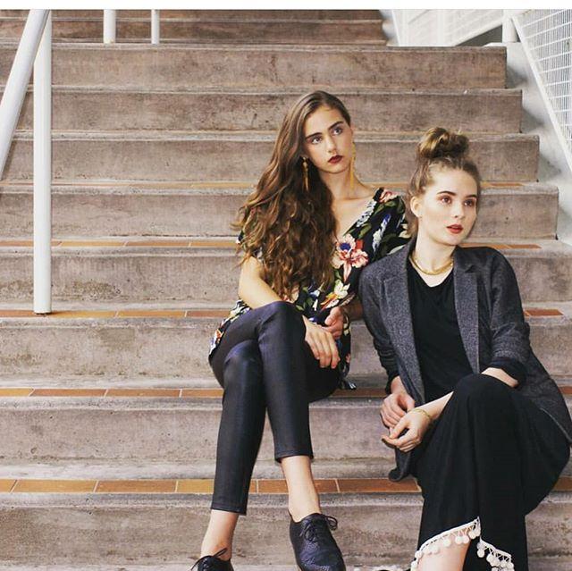 G I R L • G /\ N G  @augustmcewan  @nataliebristow_  @connallymcdougall  @headdosbybrooke  #makeup #makeupartist #mua #hairstylist #fashiondesigner #model #ecofashion #sustainable #vegan #vancouver #vancity #editorial #designer #glamour