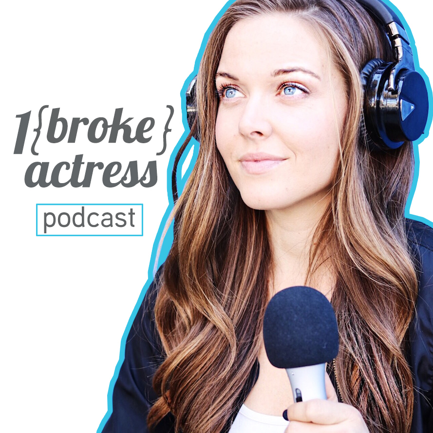 a podcast too?! - You want in on this. The 1 Broke Actress Podcast is a weekly podcast with professionals of all levels of the industry, like agents, actors (famous and soon to be!) casting directors, coaches, managers, and so much more.Join me (Sam) as I interview the up-and-coming and the already-established folks in this insane Hollywood world. Since there is