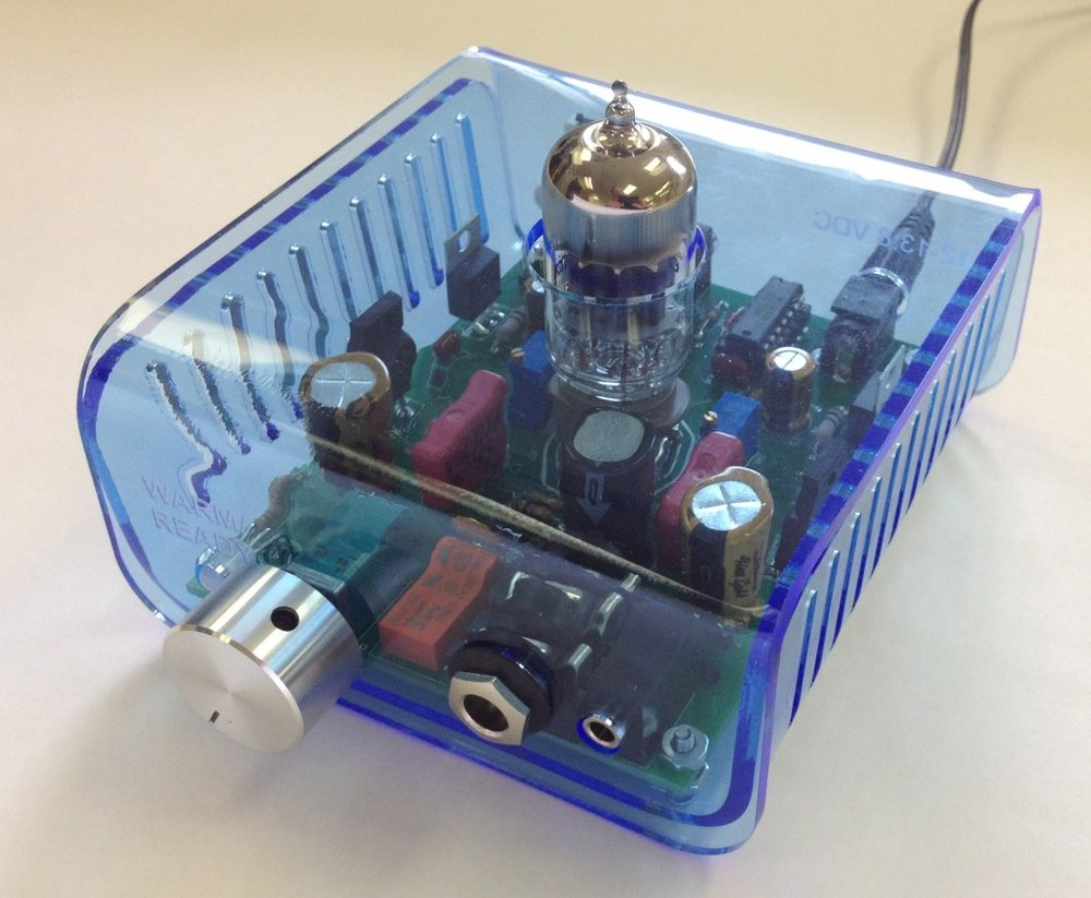 Class Electronics Headphone Amp Maker Works Amplifier A