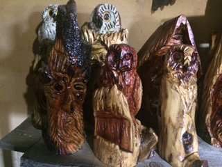 Tony's Carvings