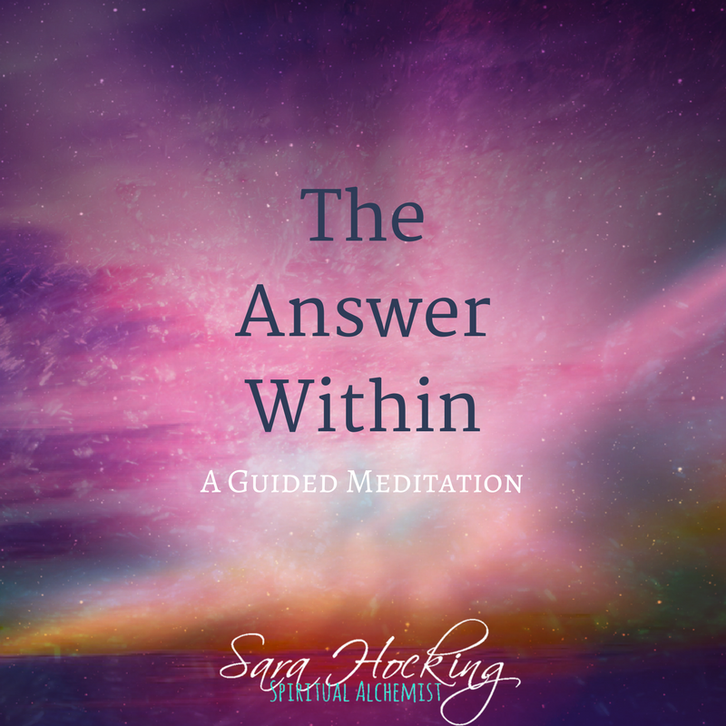 Listen Here   When you're in need of guidance, it can be difficult to hear the whispers of your intuition. This meditation will guide you into a space where you can.
