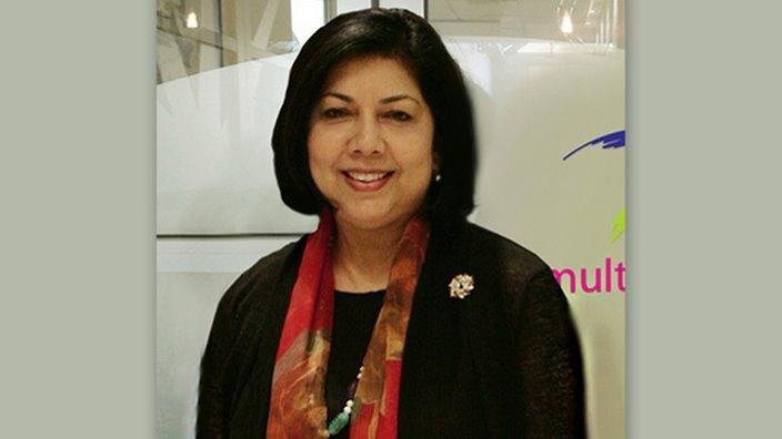 Sheba Nandkeolyar, National Chair – Australia India Business Council, CEO of MultiConnexions and Board Member of Australia India Council
