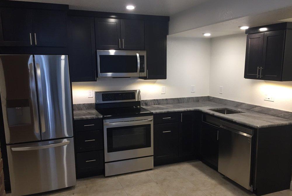 Basement Secondary Kitchen in Golden