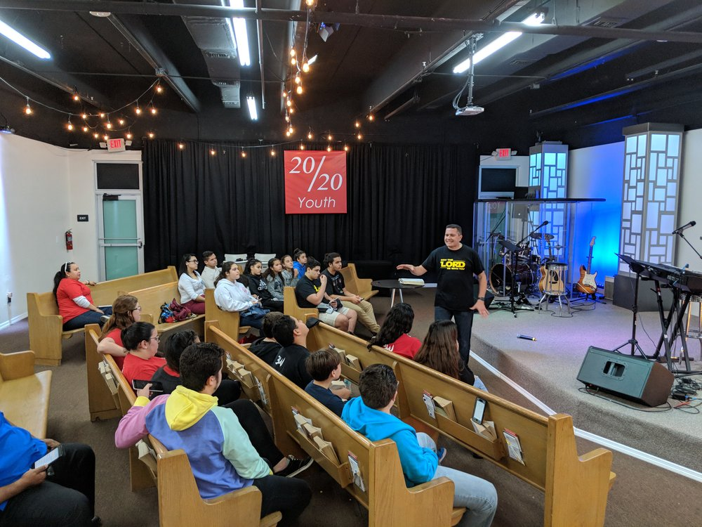 20/20 Youth Service