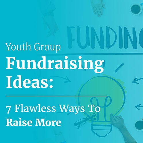 Christmas Fundraising Ideas For Charity.Youth Group Fundraising Ideas 7 Flawless Ways To Raise More