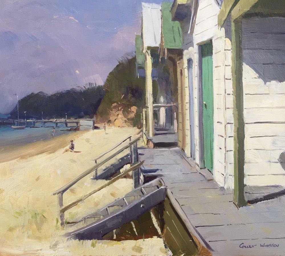 Summer at Portsea