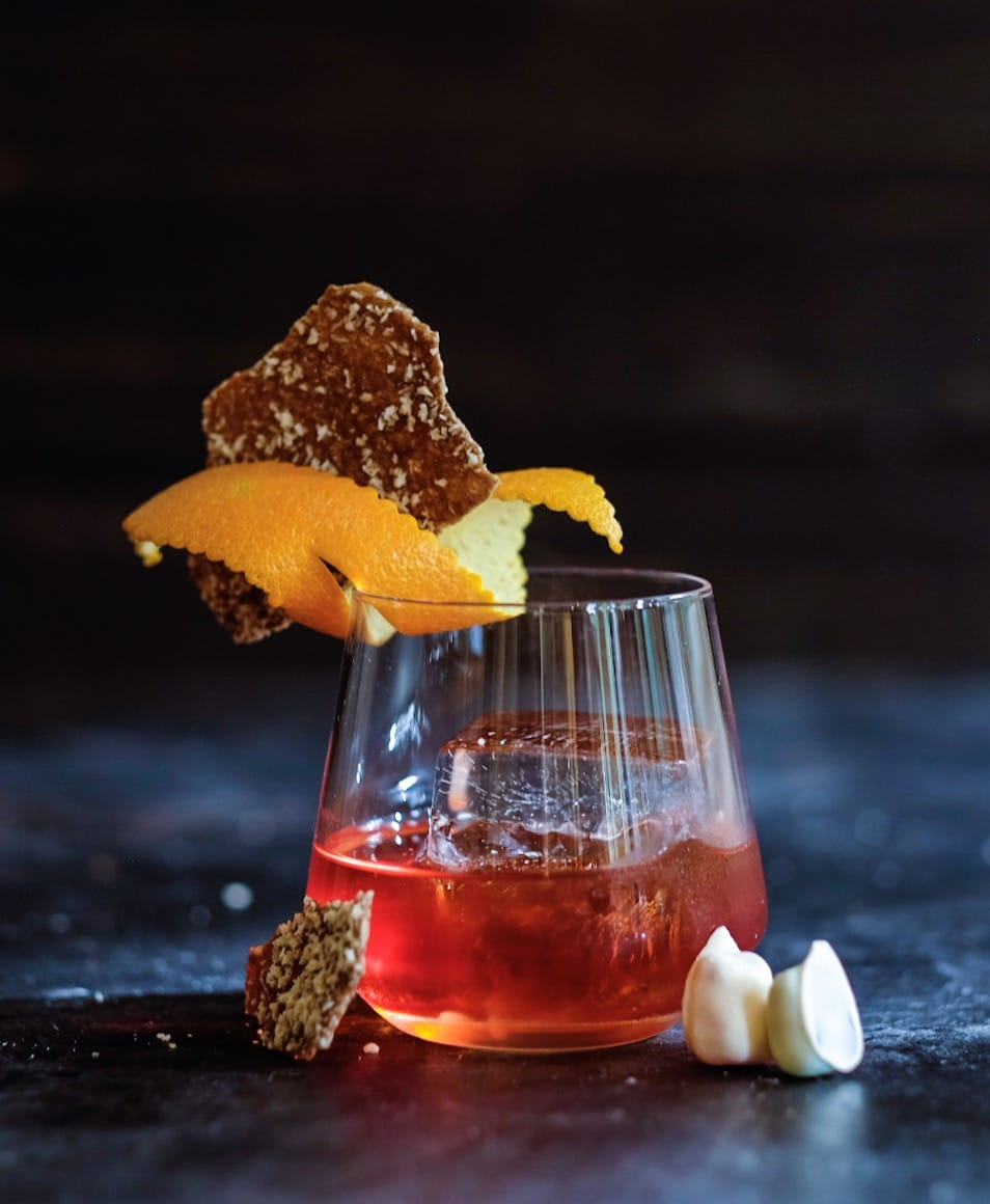 Sweet Toothed Boulevardier