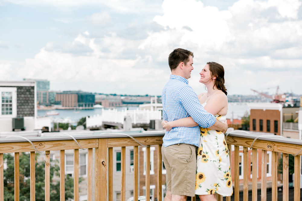 Baltimore Federal Hill Park Stormy Engagement Session Lytle Photo Co (1 of 92).jpg