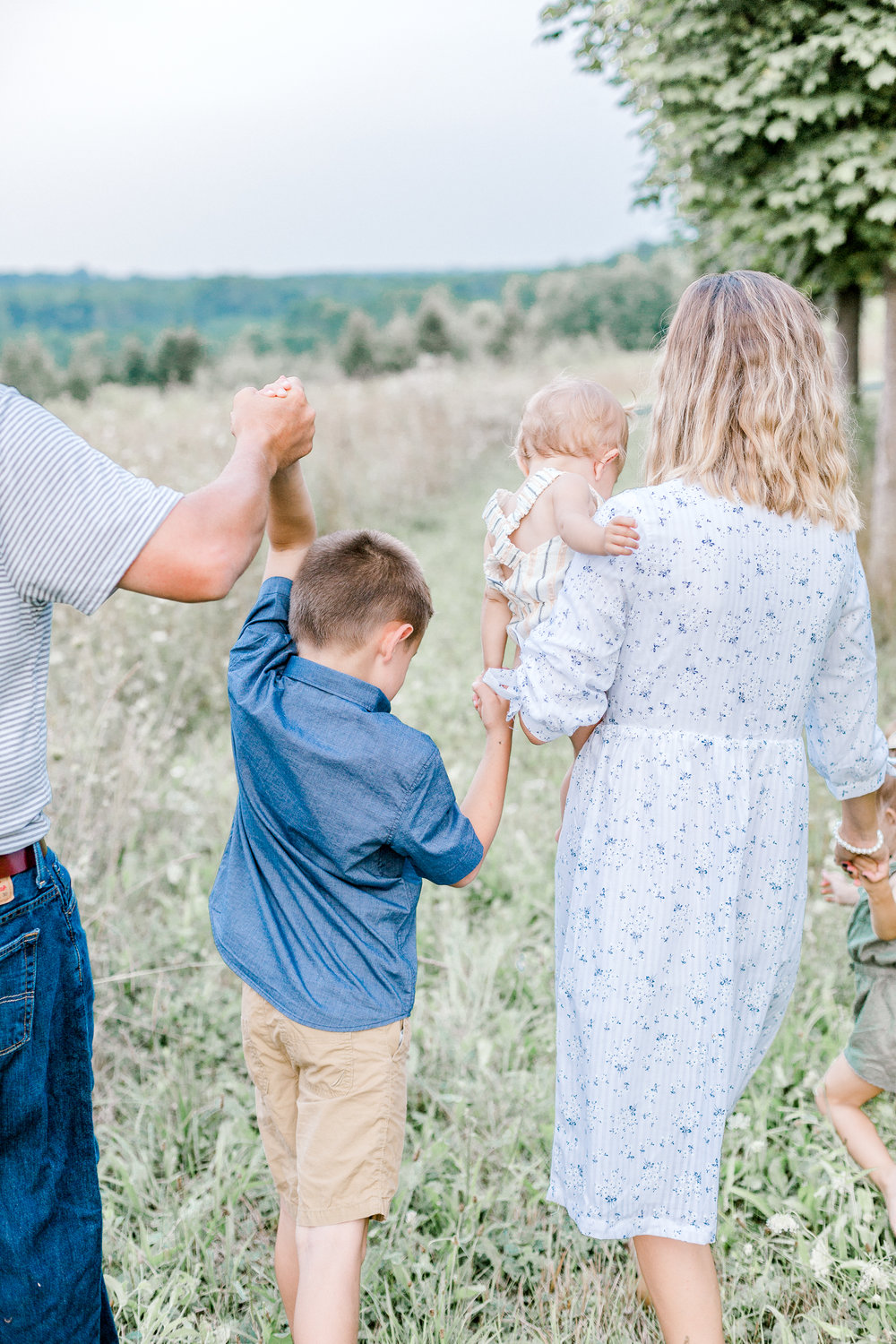 golden hour golden field family session fair haven new york Lytle Photo Co (82 of 118).jpg