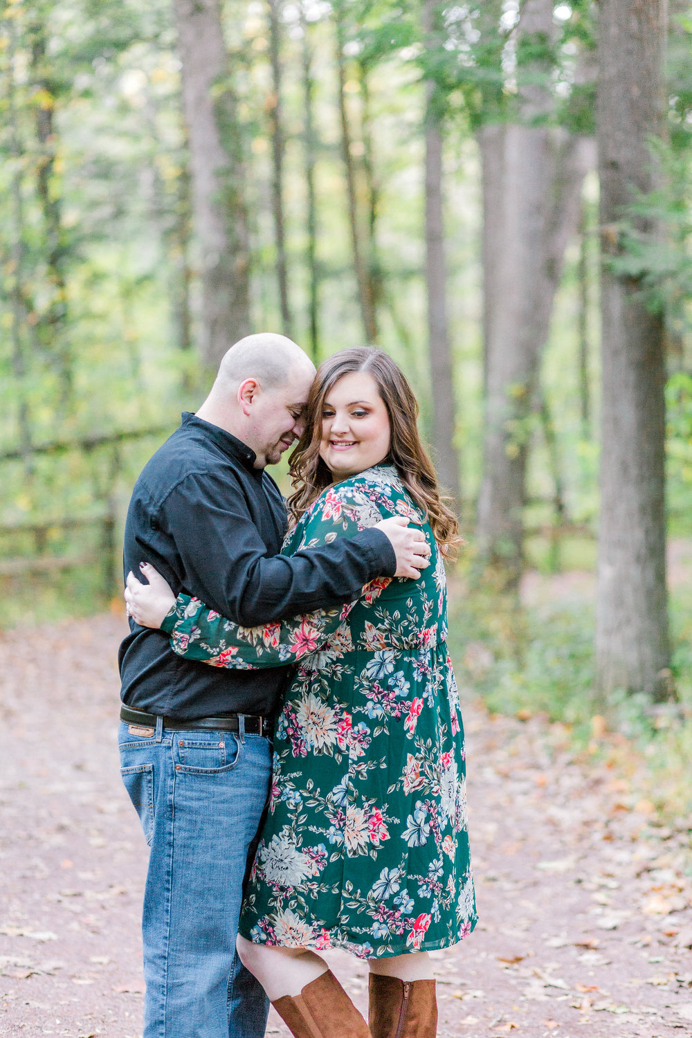 Jacobsburg State Park Nazareth Pennsylvania Woodsy Fall Engagement Session wedding and lifestyle photographer Lytle Photo Co (56 of 64).jpg