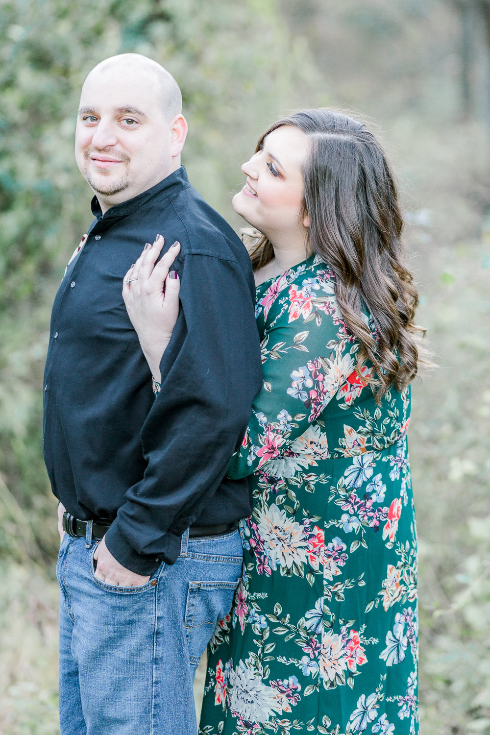 Jacobsburg State Park Nazareth Pennsylvania Woodsy Fall Engagement Session wedding and lifestyle photographer Lytle Photo Co (63 of 64).jpg